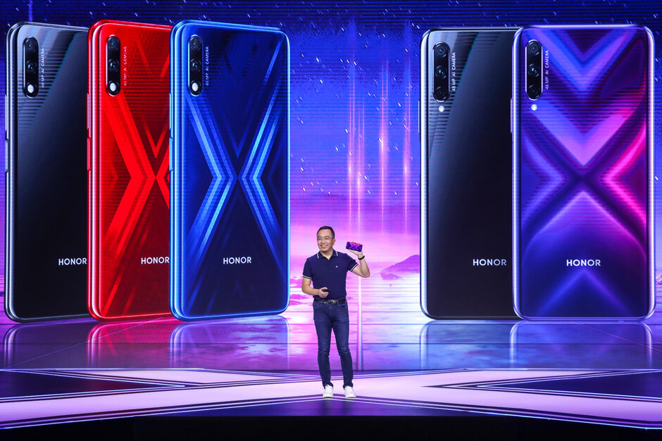 Honor 9X Official Teasers out in India, Likely to debut in Jan 2020